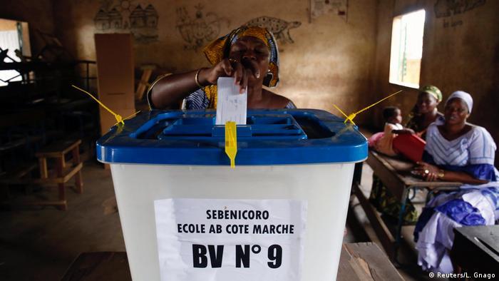 Un fort taux d'abstention lors des législatives au Mali | Afrique ...