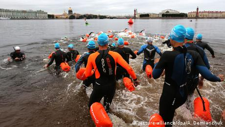 St. Petersburg Swim 2018 (picture-alliance/dpa/A. Demianchuk)