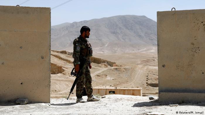 Afghanistan Kämpfe in Ghazni
