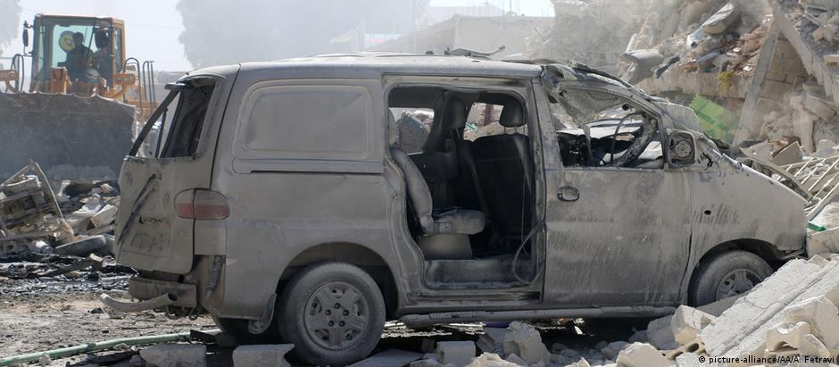 Ζήτημα χρόνου η επίθεση Ασάντ στο Ιντλίμπ
