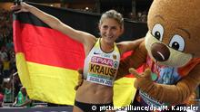 European Championships in Berlin Frauen Hindernislauf Gesa Felicitas (picture-alliance/dpa/M. Kappeler)