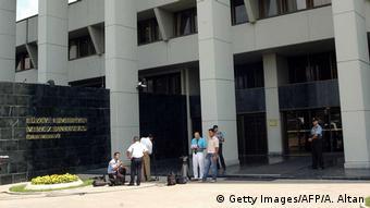 Türkische Zentralbank (Getty Images/AFP/A. Altan)