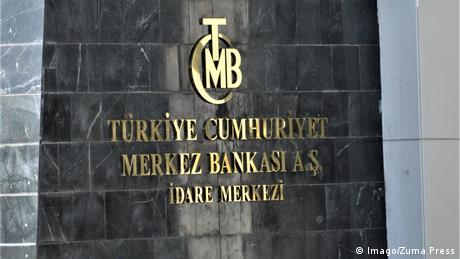 Türkische Zentralbank (Imago/Zuma Press)
