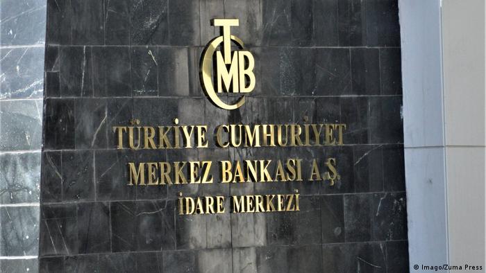 Merkez Bankası Faizleri Sabit Bıraktı Türkiye Dw 06032019