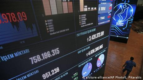 Κλονίζεται επικίνδυνα η τουρκική οικονομία