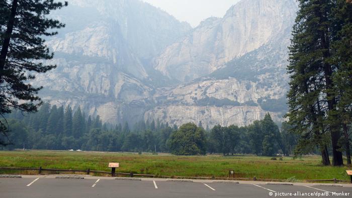 Waldbrände in Kalifornien (picture-alliance/dpa/B. Munker)