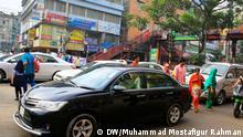 Bangladesch Straßenverkehr in Dhaka