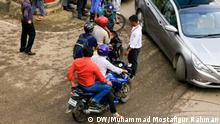 Indiscipline on the dhaka road. Photo: Muhammad Mostafigur Rahman / DW