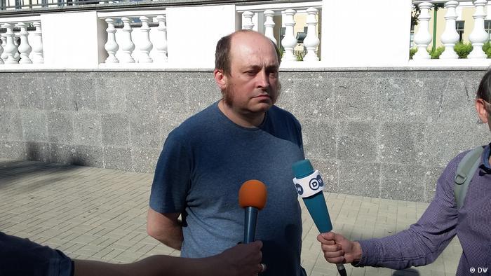 Freilassung von DW Korrespondent Pavljuk Bykovski