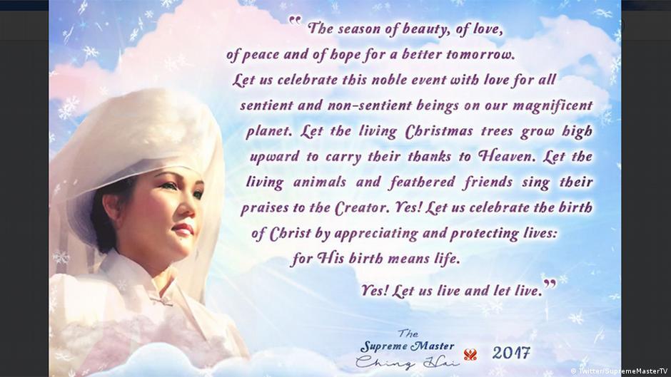 號稱耶穌、佛、穆罕默德繼承人!「清海無上師」受人崇拜數十年,推廣全素餐廳到全世界!