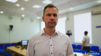 Брата Ігоря Котелянця (на фото) Євгена Панова в 2016 році затримали в Криму та звинуватили підготовці диверсій