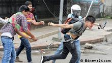 Bangladesch Angriff auf Journalisten