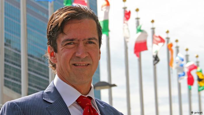 Kai Sauer, finnischer Diplomat