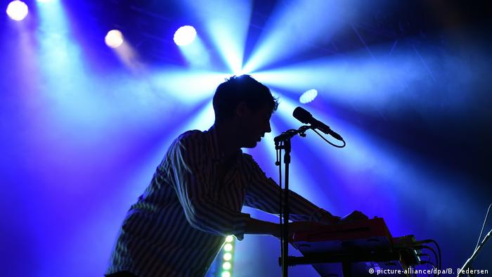 A DJ set at Berlin's Pop-Kultur