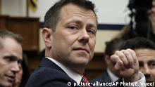 USA Peter Strzok