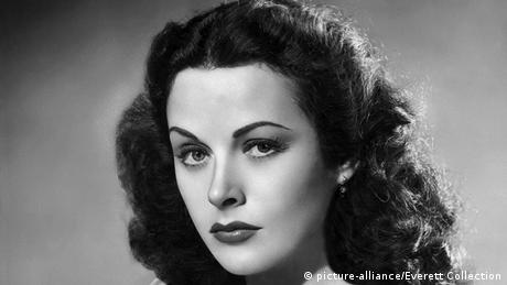 Actor and inventor Hedy Lamarr (picture-alliance/Everett Collection)