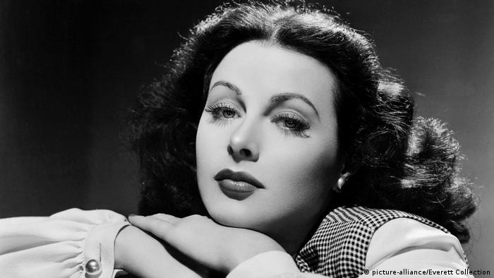 Hedy nackt Lamarr Actress Hedy