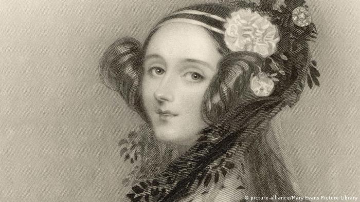 Retrato de Ada Lovelace