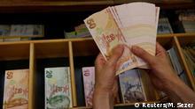 Türkei Lira Banknoten