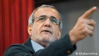 Massoud Pezeshkian, Irans Vize-Parlamentschef (Khabaronline)
