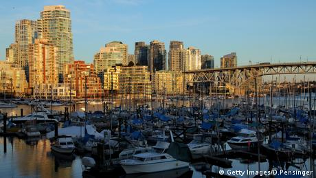Kanada, Vancouver (Getty Images/D.Pensinger)