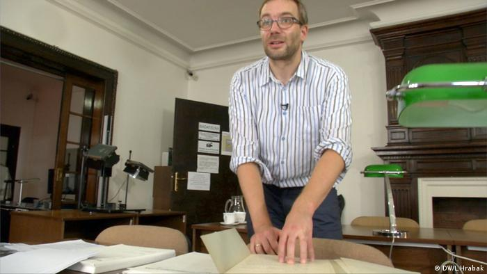 Ondrej Matejka, directorul adjunct al Institutului de studierea totalitarismului de la Praga