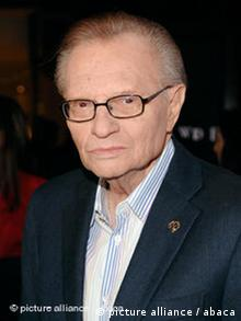 Larry King (Foto: ABACAUSA)