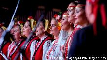 The Mystery Of The Bulgarian Voices, Chor aus Bulgarien