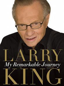 Buchcover My Remarkable Journey Larry King