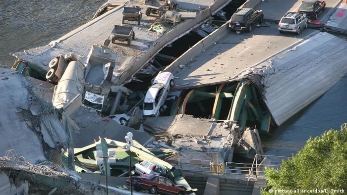 Міст через Міссісіпі, США (Foto: picture-alliance)