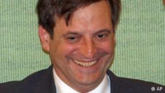 Israels Vize-Regierungschef Dan Meridor (Foto: AP)