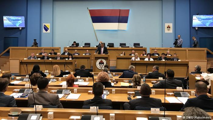 Sırp siyasetçi Srebrenitsa soykırımını inkar etti