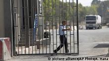 Israel Palästina Gaza | Grenzübergang Kerem Shalom