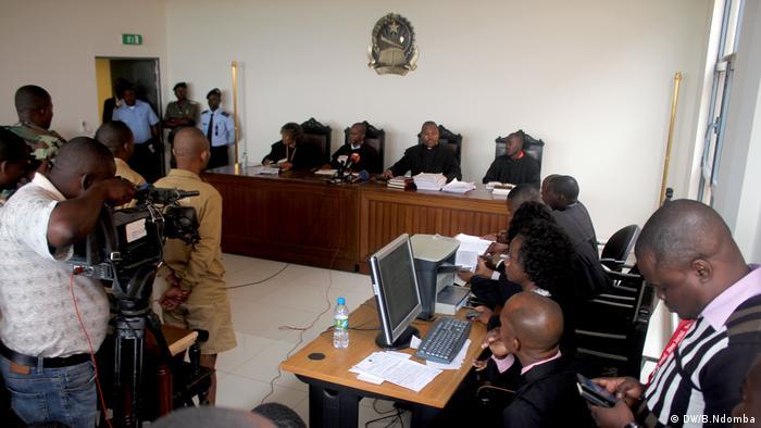 Tribunal de Luanda considerou que militares agiram de forma livre e consciente