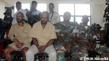 Angola, Luanda, Urteil des Rufino-Prozesses