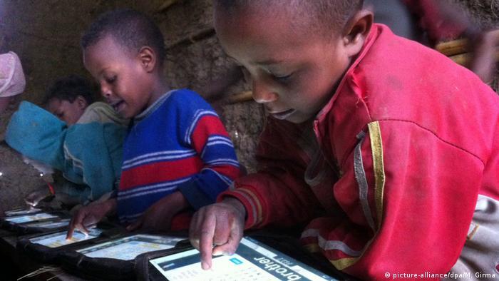 Äthiopien Symbolbild Schule