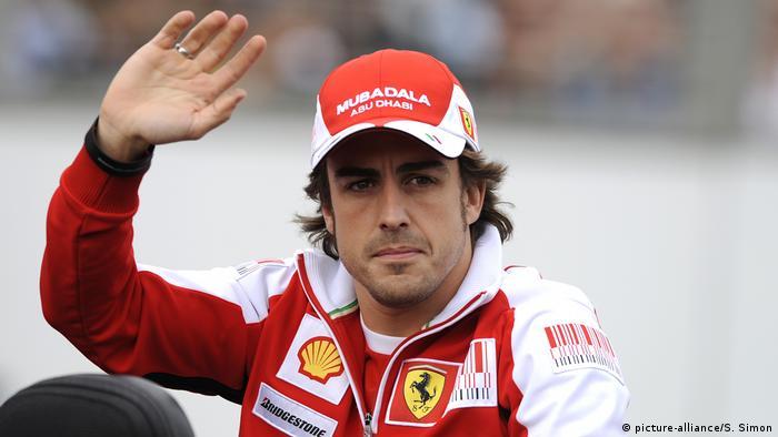 Formel 1: Fernando Alonso beim GP von Australien in Melbourne