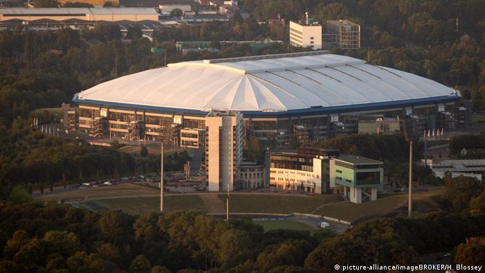 Deutschland BG Bundesliga | Arena auf Schalke (picture-alliance/imageBROKER/H. Blossey)