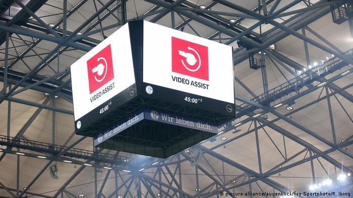 Video asistente de la Bundesliga.