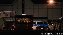 Deutschland Abschiebung vom Flughafen München
