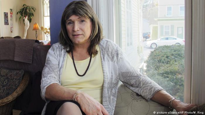 Christine Hallquist (picture-alliance/AP Photo/W. Ring)