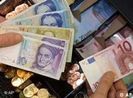 El marco alemán fue sustituido por el euro.