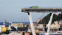 Italien Genua | Einsturz Autobahnbrücke Morandi