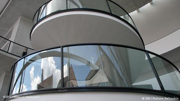 Новый музей (Neues Museum) - государственный музей изобразительных искусств и дизайна. Более подробно об этом музее мы расскажем в отдельном репортаже Прогулок по Нюрнбергу