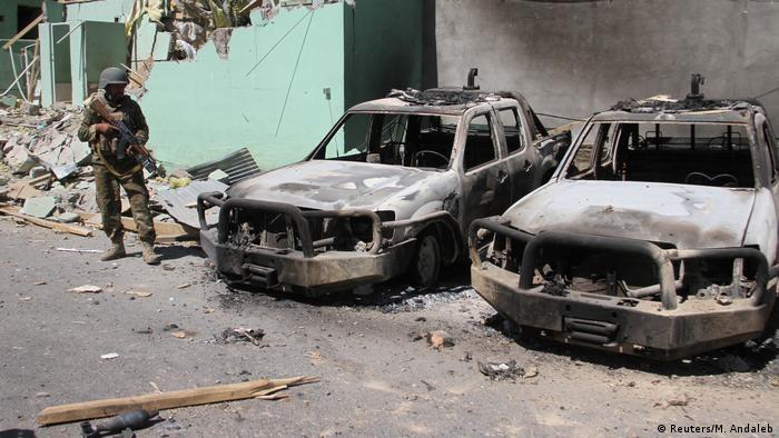Afghanistan Taliban-Angriff in Ghazni