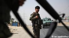 Afghanistan Symbolbild Checkpoint (imago/Xinhua)