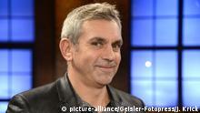 Wladimir Kaminer bei der Aufzeichnung der WDR-Talkshow 'Kölner Treff' im WDR Studio BS 2. Köln, 13.10.2017 | Verwendung weltweit