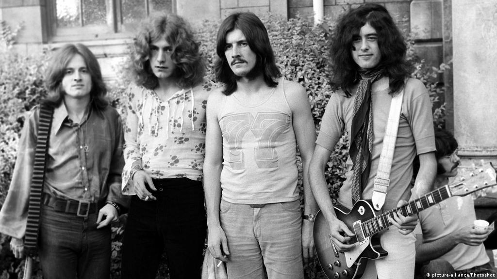 50 years ago: How it all began for Led Zeppelin | Music | DW | 07.09.2018