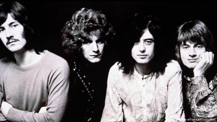 50 years ago: How it all began for Led Zeppelin | Music | DW ...