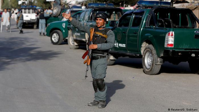 Afghanistan Selbstmord-Anschlag Kabul